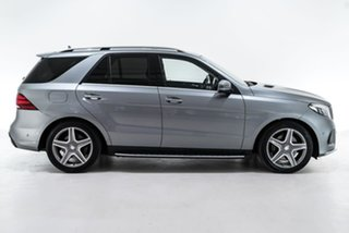 2016 Mercedes-Benz GLE-Class W166 GLE350 d 9G-Tronic 4MATIC Silver 9 Speed Sports Automatic Wagon