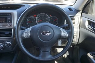 2007 Subaru Impreza G3 MY08 R AWD Blue 4 Speed Sports Automatic Hatchback