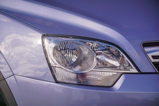 2015 Holden Captiva CG MY15 5 LT Blue 6 Speed Sports Automatic Wagon.