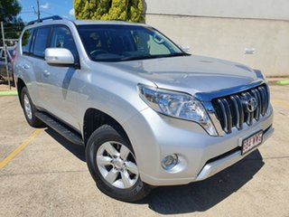 2016 Toyota Landcruiser Prado GDJ150R GXL 6 Speed Sports Automatic Wagon.