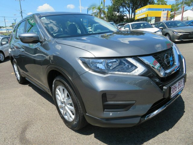 Used Nissan X-Trail T32 Series II ST X-tronic 2WD Mount Gravatt, 2019 Nissan X-Trail T32 Series II ST X-tronic 2WD Grey 7 Speed Constant Variable Wagon