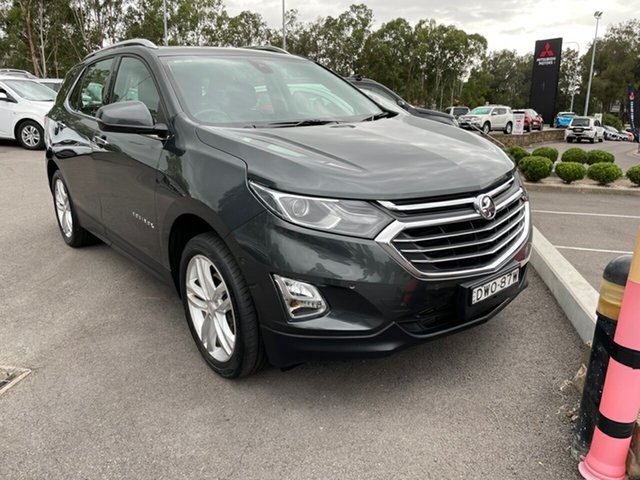 Used Holden Equinox EQ MY18 LTZ-V AWD Maitland, 2018 Holden Equinox EQ MY18 LTZ-V AWD Grey 9 Speed Sports Automatic Wagon