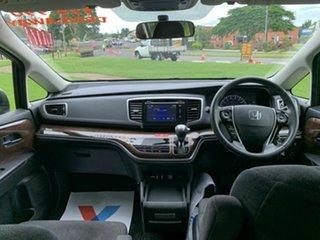 2017 Honda Odyssey RC MY17 VTi White 7 Speed Constant Variable Wagon