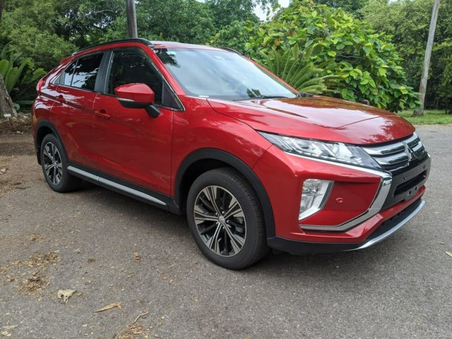 Used Mitsubishi Eclipse Cross YA MY19 LS 2WD Stuart Park, 2019 Mitsubishi Eclipse Cross YA MY19 LS 2WD Red 8 Speed Constant Variable Wagon