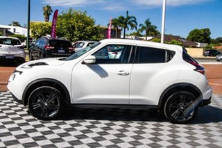 2019 Nissan Juke F15 MY18 Ti-S 2WD Ivory Pearl 6 Speed Manual Hatchback
