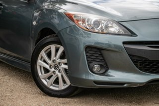 2012 Mazda 3 BL10F2 Maxx Activematic Sport Grey 5 Speed Sports Automatic Hatchback.