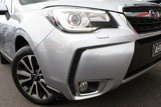 2016 Subaru Forester S4 MY17 XT CVT AWD Premium Silver, Chrome 8 Speed Constant Variable Wagon.