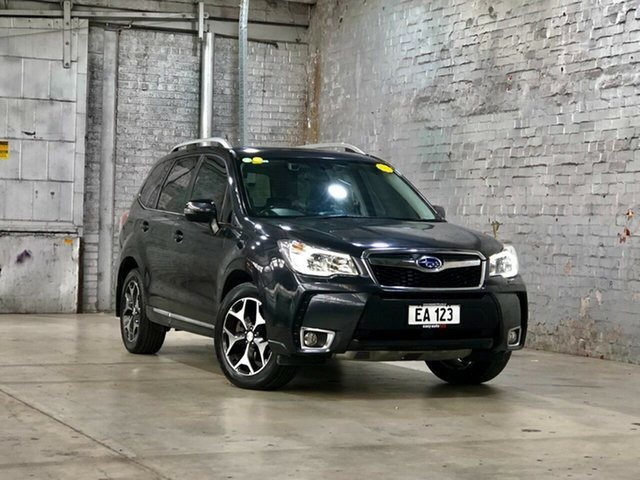 Used Subaru Forester S4 MY14 XT Lineartronic AWD Premium Mile End South, 2014 Subaru Forester S4 MY14 XT Lineartronic AWD Premium Grey 8 Speed Constant Variable Wagon