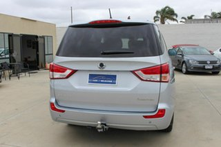 2013 Ssangyong Stavic A100 MY13 Silver 5 Speed Sports Automatic Wagon
