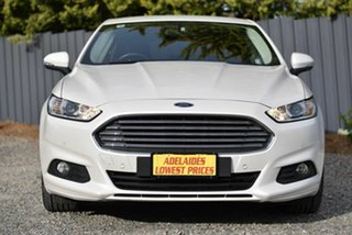 2017 Ford Mondeo MD 2017.50MY Ambiente White 6 Speed Sports Automatic Dual Clutch Hatchback.