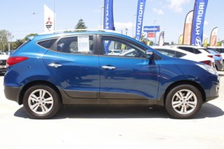 2012 Hyundai ix35 LM MY12 Elite AWD Blue 6 Speed Sports Automatic Wagon.