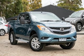 2012 Mazda BT-50 UP0YF1 XTR 38l 6 Speed Sports Automatic Utility.