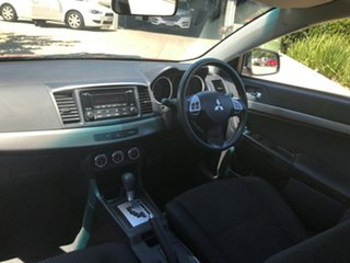 2014 Mitsubishi Lancer CJ MY14.5 ES Sport Red 6 Speed Constant Variable Sedan