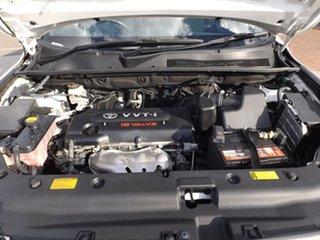 2007 Toyota RAV4 ACA33R CV White 4 Speed Automatic Wagon