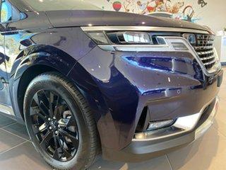 2021 Kia Carnival KA4 MY21 Platinum Deep Chroma Blue 8 Speed Sports Automatic Wagon.