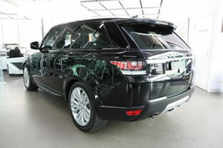 2018 Land Rover Range Rover Sport L494 18MY HSE Black 8 Speed Sports Automatic Wagon