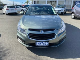 2016 Holden Cruze JH Series II Equipe Grey Sports Automatic Sedan