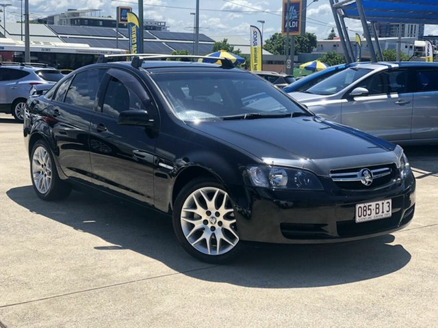 Used Holden Commodore VE MY09 60th Anniversary Chermside, 2008 Holden Commodore VE MY09 60th Anniversary Black 4 Speed Automatic Sedan