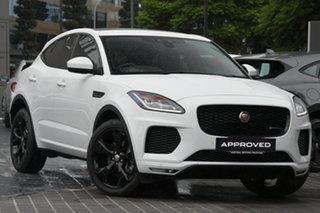 2019 Jaguar E-PACE X540 19MY White 9 Speed Sports Automatic Wagon.
