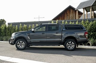 2019 Ford Ranger PX MkIII 2019.75MY Wildtrak Grey 6 Speed Sports Automatic Double Cab Pick Up