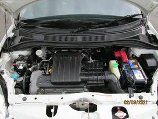 2008 Suzuki Swift EZ 07 Update White 5 Speed Manual Hatchback