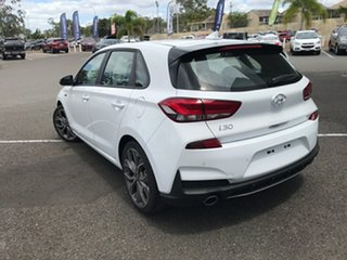 2020 Hyundai i30 PD.V4 MY21 N Line D-CT 7 Speed Sports Automatic Dual Clutch Hatchback
