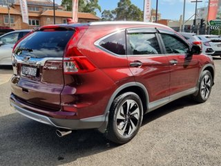 2017 Honda CR-V RM Series II MY17 VTi-L Rc 5 Speed Sports Automatic Wagon