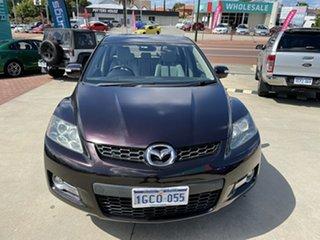 2008 Mazda CX-7 ER Luxury (4x4) Black 6 Speed Auto Activematic Wagon.