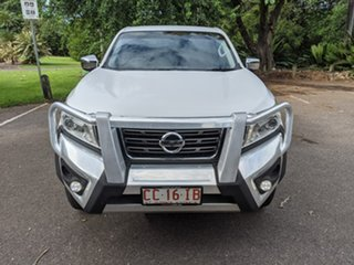 2016 Nissan Navara D23 ST White 7 Speed Sports Automatic Utility.