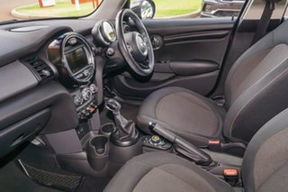 2015 Mini Hatch F55 Cooper Black 6 Speed Automatic Hatchback
