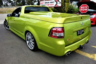 2008 Holden Ute VE SS V Green 6 Speed Sports Automatic Utility