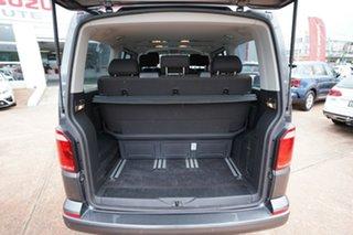 2016 Volkswagen Multivan T6 MY16 Comfortline TDI340 LWB Grey 7 Speed Auto Direct Shift Wagon