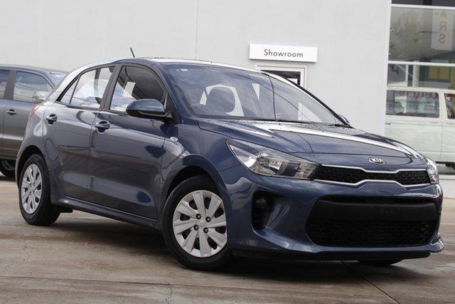 Used Kia Rio YB MY20 S Bundamba, 2019 Kia Rio YB MY20 S Blue 4 Speed Sports Automatic Hatchback