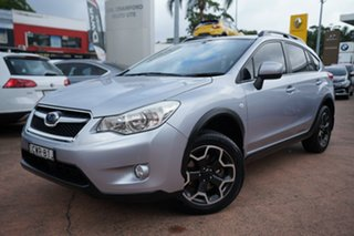 2014 Subaru XV MY14 2.0I-S Silver Continuous Variable Wagon.