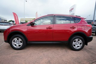 2015 Toyota RAV4 ZSA42R MY14 Upgrade GX (2WD) Red Continuous Variable Wagon