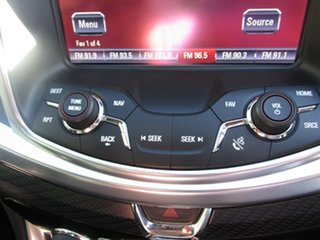 2015 Holden Commodore VF MY15 SS V Red 6 Speed Sports Automatic Sedan