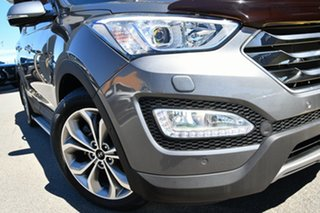 2015 Hyundai Santa Fe DM2 MY15 Highlander Silver 6 Speed Sports Automatic Wagon.