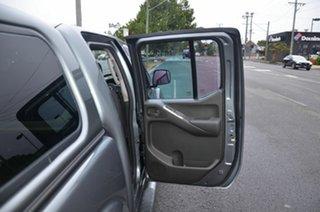 2010 Nissan Navara D40 ST (4x4) Grey 5 Speed Automatic Dual Cab Pick-up