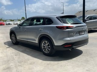 2019 Mazda CX-9 TC Touring SKYACTIV-Drive Silver 6 Speed Sports Automatic Wagon