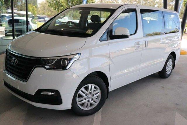 New Hyundai iMAX TQ4 MY21 Active Mount Gravatt, 2021 Hyundai iMAX TQ4 MY21 Active Creamy White 5 Speed Automatic Wagon