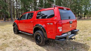 2017 Holden Colorado RG MY17 LTZ Pickup Crew Cab Red 6 Speed Sports Automatic Utility