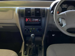 2006 Hyundai Terracan HP MY06 Silver 5 Speed Manual Wagon