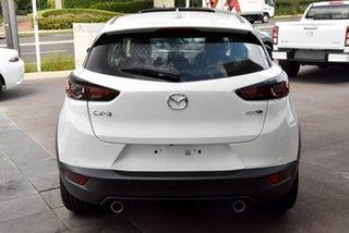 2020 Mazda CX-3 DK2W7A White 6 Speed Sports Automatic Wagon.
