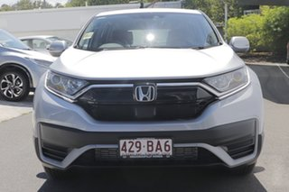 2020 Honda CR-V RW MY21 VTi FWD Lunar Silver 1 Speed Constant Variable Wagon