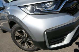 2020 Honda CR-V RW MY21 VTi FWD 7 Lunar Silver 1 Speed Constant Variable Wagon.