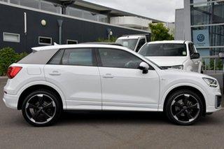 2016 Audi Q2 GA MY17 Sport S Tronic Quattro White 7 Speed Sports Automatic Dual Clutch Wagon.