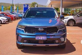 2020 Kia Sorento MQ4 MY21 GT-Line AWD Blue 8 Speed Sports Automatic Dual Clutch Wagon