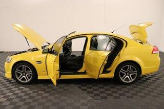 2011 Holden Commodore VE II SV6 Devil Yellow 6 speed Automatic Sedan