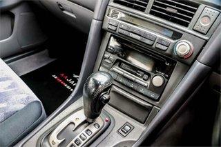 1998 Nissan Skyline R34 25GT Silver 4 Speed Automatic Sedan