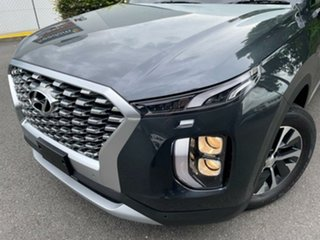 2020 Hyundai Palisade LX2.V1 MY21 AWD Steel Graphite 8 Speed Sports Automatic Wagon